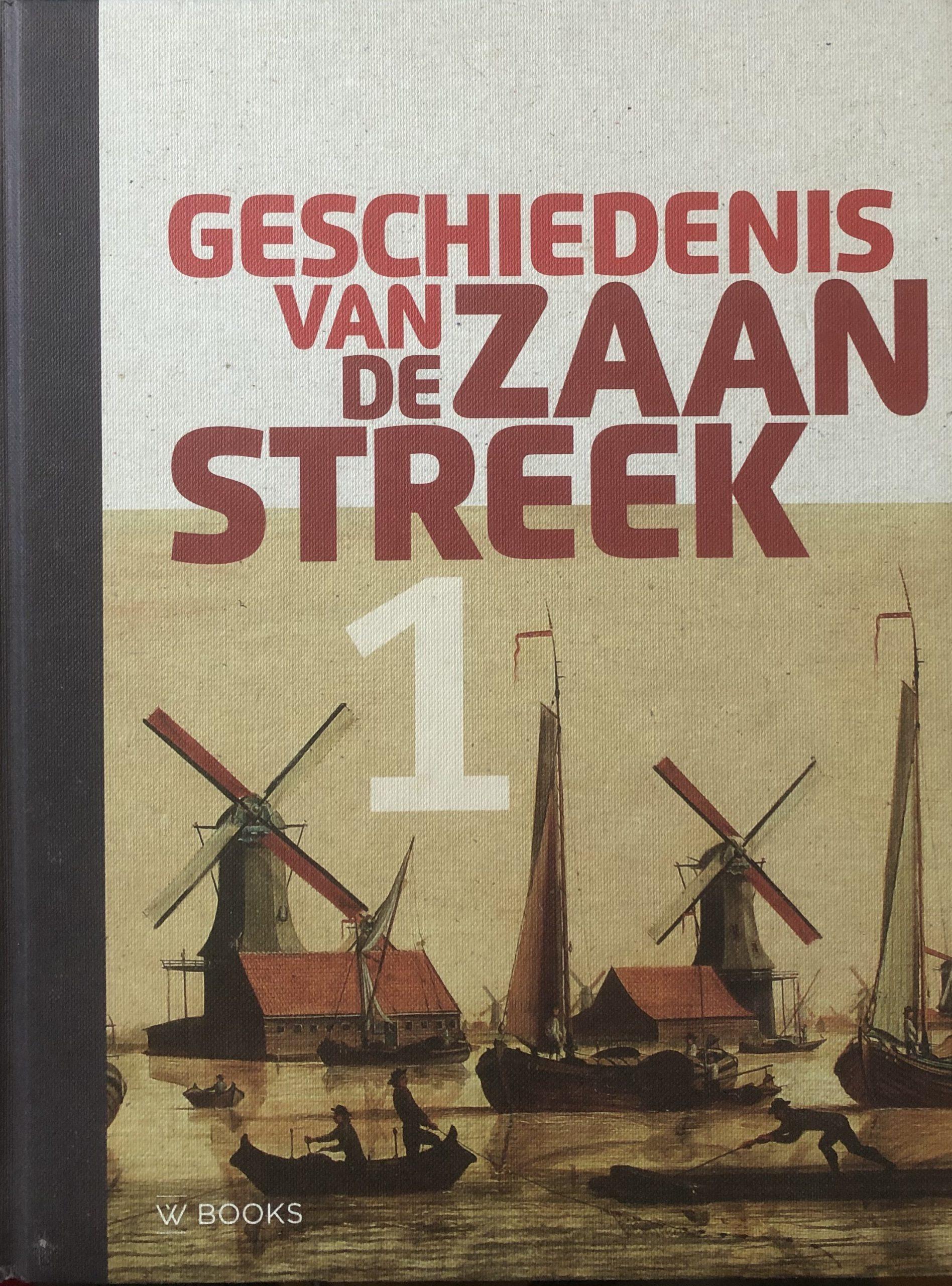 Cover Op de drempel van de nieuwe tijd: De Zaanstreek in de Bataafs-Franse tijd en de jaren van Restauratie, 1795-1815